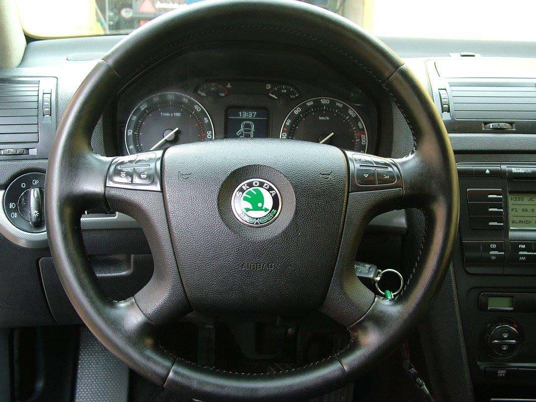 After-Renovace koženého volantu